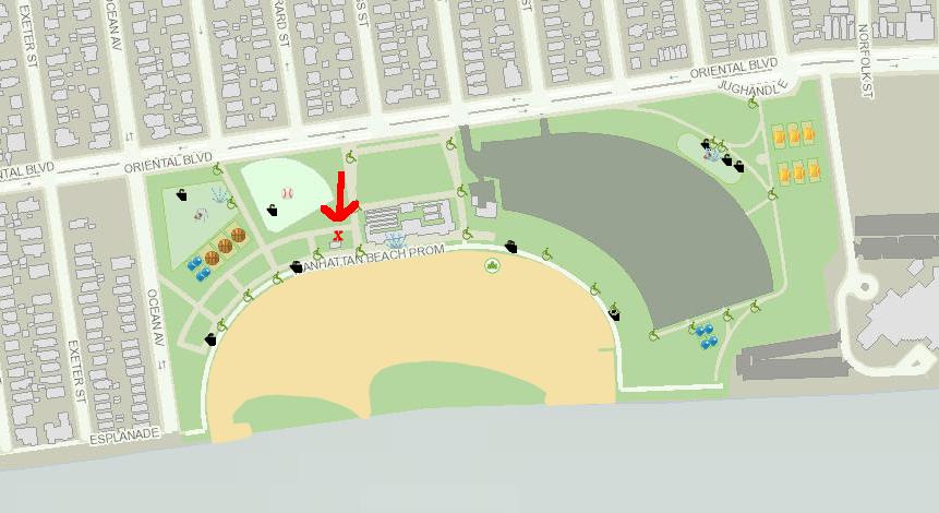 Manhattan Beach Park Bbq